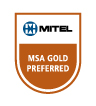 Mitel Gold Preferred
