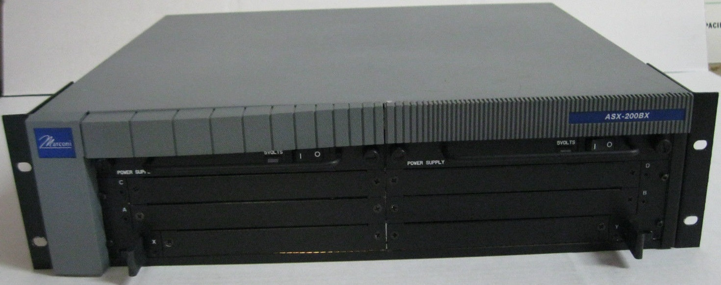 8-Port Copper UTP5 ATM Switch