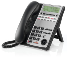 NEC SL1100 12 Button Display Telephone